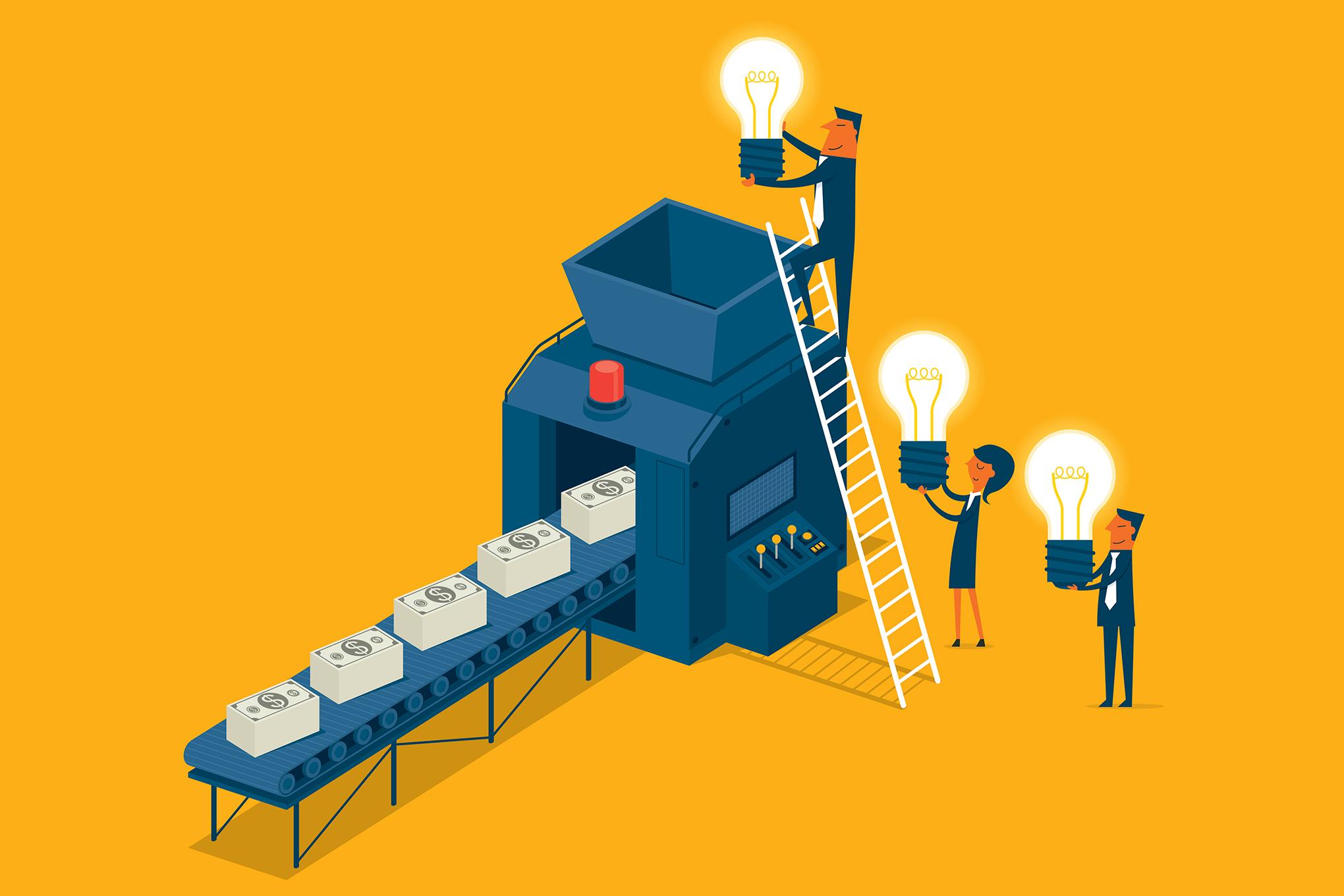 Зачем они это делают: инвестируют ввысокотехнологичные стартапы - Новости айти в журнале Inc.Russia