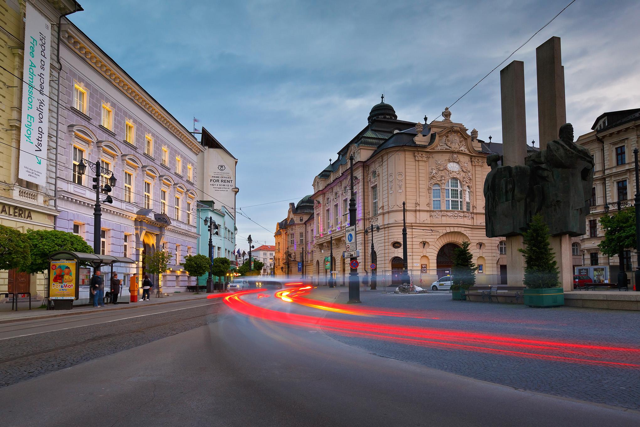 Почему Братислава— отличное место для стартапов - Новости айти в журнале Inc.Russia