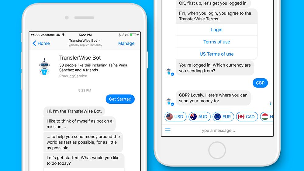 В социальная сеть Facebook добавили функцию интернациональных денежных переводов