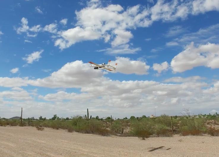ВСША протестировали дрон для доставки надальние расстояния - Бизнес новости в журнале Inc.Russia