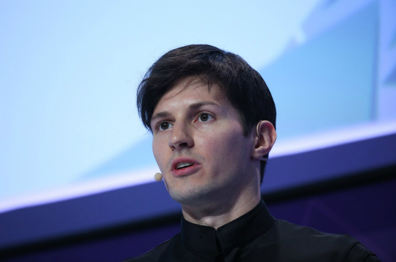 Дуров: Издательский сервис Telegraph недоступен из-за жалоб изРФ