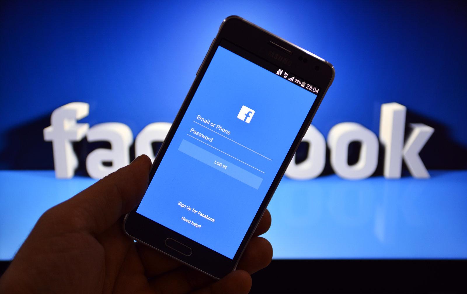 В социальная сеть Facebook начинают борьбу спопрошайничеством лайков