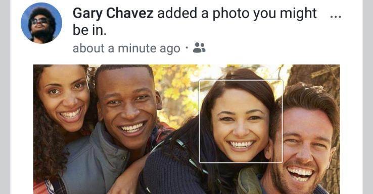 Социальная сеть Facebook запускает функцию распознавания лиц для удаления фейковых аккаунтов